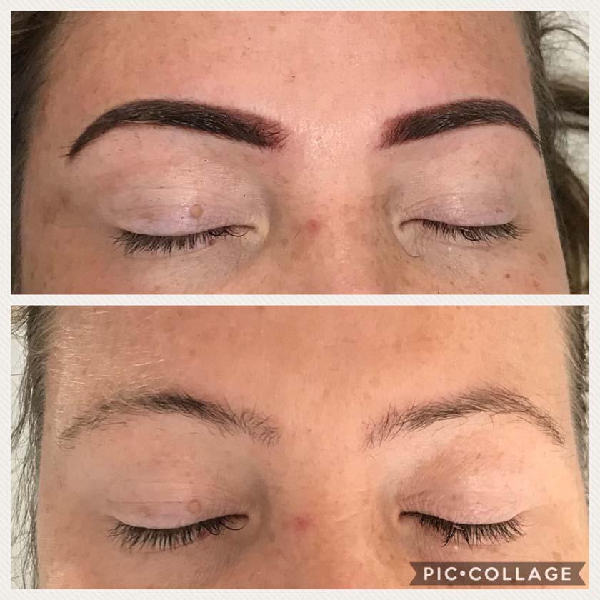 Nicola Ombr Brows Permanent Makeup Watford